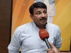 "Arvind Kejriwal ""A Big Example Of Urban Naxal"": BJP Leader Manoj Tiwari"