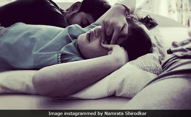Namrata Shirodkar Shares A Secret About This Pic Of Mahesh Babu And Daughter Sitara