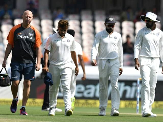 Injured Shardul Thakurs Participation In The Rest Of The Second Test In Question