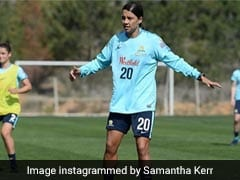 Australian Football Sensation Samantha Kerr Nominated For Women