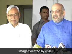 Nitish Kumar Raises Demand For Bihar Special Status In Meet With Amit Shah