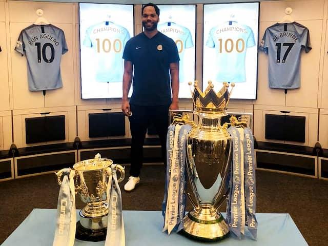 Premier League: Joleon Lescott Feels Manchester City Can Retain Title