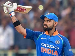 Virat Kohli Becomes First Indian To Score Three Consecutive ODI Centuries