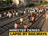 Video : Railways Says Not Informed About Dussehra Event, No Action Against Driver
