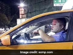 Cab Driver Suspended For Wearing Skincare Mask On The Job