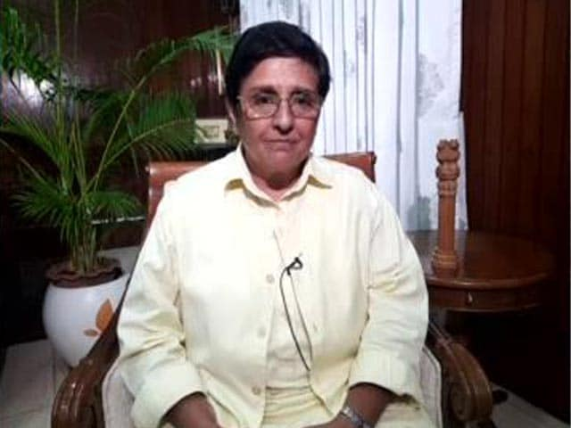 Video : Resources And Attitudinal Change Needs To Go Hand In Hand: Kiran Bedi