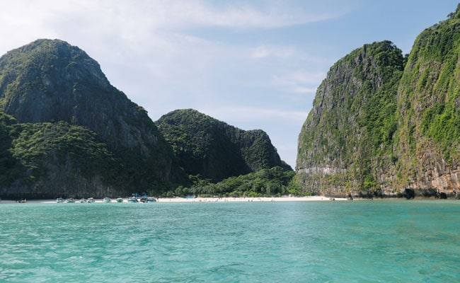 Popular Thailand beach Maya Bay closes indefinitely for tourists