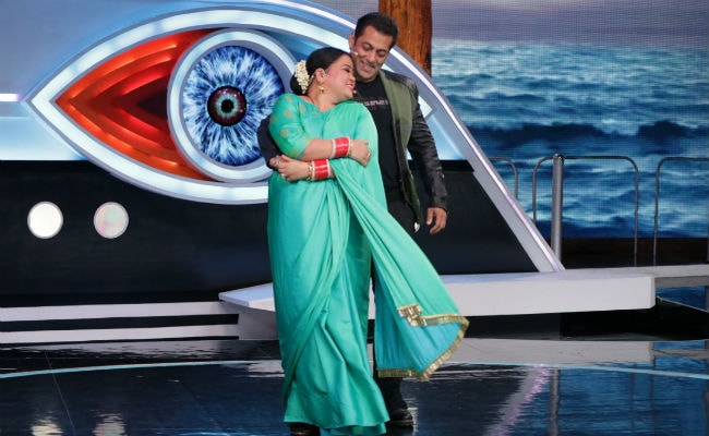 Bigg Boss 12, Day 20 : Bharti Singh And Salman Khan Are All Set To Tickle Your Bones