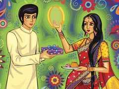 Karwa Chauth 2019: Know The Complete Story Or <i>Vrat Katha</i> Of The Festival