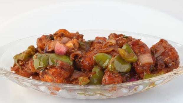 Dry Chilli Paneer Recipe How To Make Dry Chilli Paneer Chilli