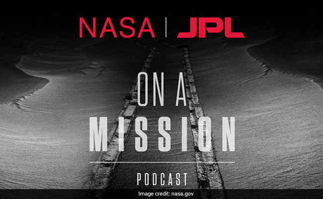 NASA Launches Podcast To Track The InSight Team's Journey To Mars