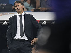 Julen Lopetegui Sacked As Real Madrid Coach, Santiago Solari Put In Temporary Charge