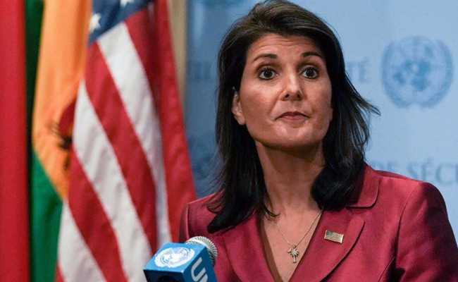 China Abused Free Market, Punish It For Its Predatory Actions: Nikki Haley