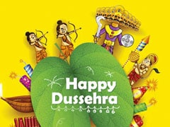 Happy Dussehra 2020: Greetings And Messages For Your Friends And Family