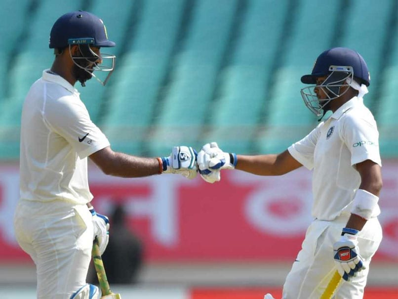 India vs West Indies: Prithvi Shaw Stars As India Pile Up 364/4 At Stumps On Day 1