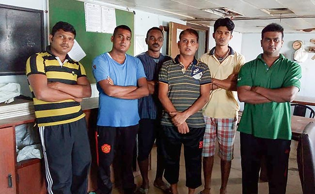 Indians Stranded On Ship Near Karachi Since Last Year Over Unpaid Dues