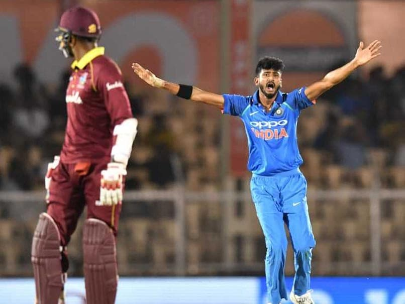 Khaleel Ahmed Penalised By ICC For Provocative Act During 4th ODI vs Windies