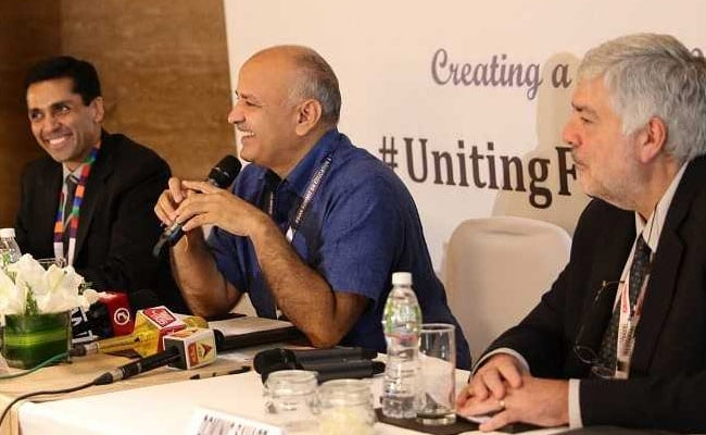 Teacher Training Crucial To Improve The Quality Of Education System: Manish Sisodia
