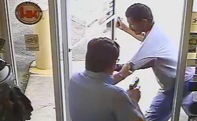 US City Official Charged In Store Shooting Caught On Video