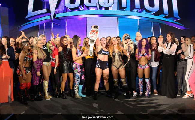 WWE Hosts First Female Pay-Per-View Show Amid Saudi Partnership