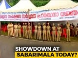 Video : Kerala Tense As Women Head To Sabarimala Amid Protests, Heavy Security