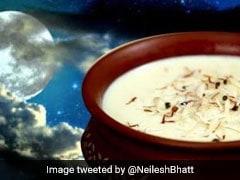 Sharad Purnima 2019: शरद पूर्णिमा की रात चांद की रोशनी में खीर रखने का वैज्ञानिक कारण, जानिए यहां