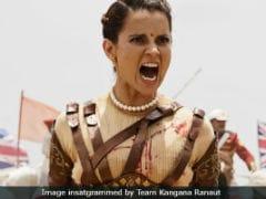 <i>Manikarnika: The Queen Of Jhansi</i> New Still - Kangana Ranaut Is A Fierce Warrior Queen