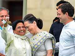 Mayawati Supported Congress In Rajasthan, Madhya Pradesh, But...