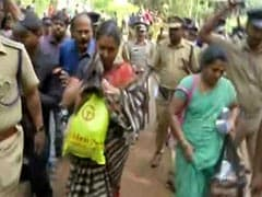 Only 9 Women Below 50 Attempted Sabarimala Trek, Temple Closes Tomorrow