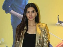 Jazz Up A Simple Outfit With A Golden Jacket, Like Diana Penty