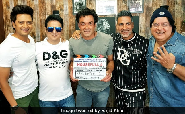 Sajid Khan, Accused of Harassment, Quits Housefull 4 Till He Can 'Prove The Truth'