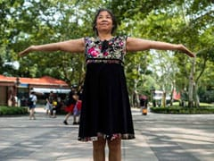 China's 'Dancing Aunties' Take Over Public Places In Jitterbug Craze