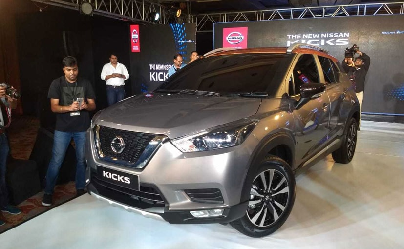 New Nissan Kicks Production Begins In India; Launch In January 2019