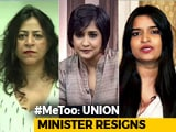 Video : MJ Akbar Resigns: Win For Women's Solidarity Or Small Step In Larger Battle?