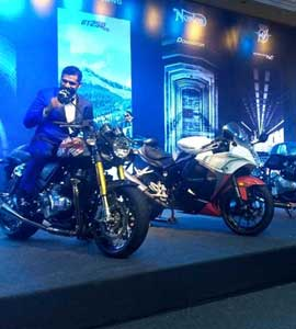 Kinetic Motoroyale Launches 7 New Bikes In India; Prices Start At Rs. 3.37 Lakh
