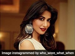 How To Glam Up Ethnic Looks With Statement Earrings, Like Chitrangada Singh