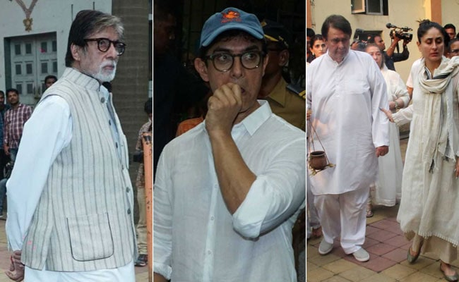 कृष्णा राज कपूर के अंतिम संस्कार में पिता का सहारा बनीं करीना कपूर, अमिताभ-आमिर समेत पहुंचे ये सितारे