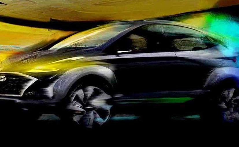 The Hyundai Saga Concept will be showcased at the Sao Paulo Auto Show in November