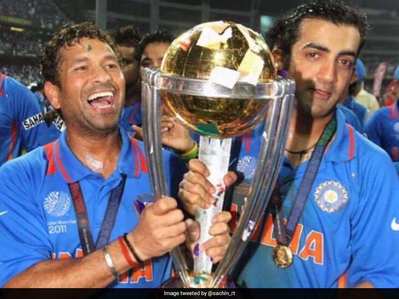 Gautam Gambhir Turns 37: Sachin Tendulkar Extends Birthday Greetings To World Cup Winner