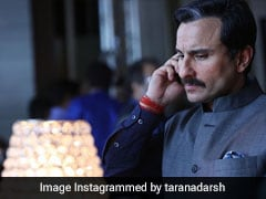 Saif Ali Khan: '<I>Baazaar</I> Was A Risk But I Am Glad It Paid Off'