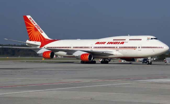 Air India Passengers Protest After Being Denied Boarding Passes In Delhi