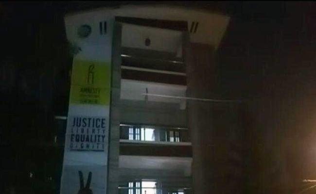 Amnesty International Bengaluru Office Raided By Enforcement Directorate