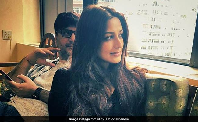 Taking Risks Helps You Learn New Things: Sonali Bendre