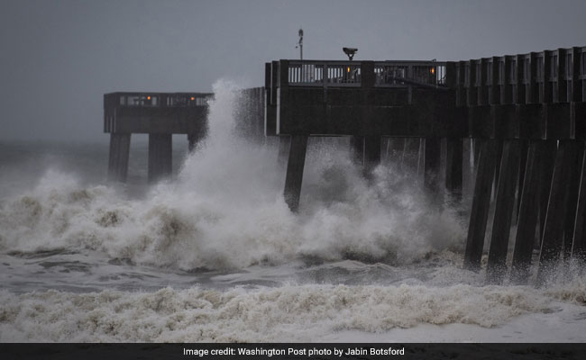 1 Dead As Powerful Hurricane Michael Smashes Florida Panhandle