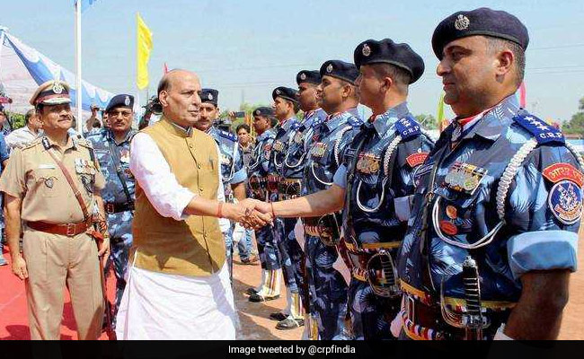 Maoists Will Be Eliminated From India In Three Years, Says Rajnath Singh
