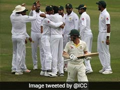 ICC Test Rankings: Australia Slump To Fifth Spot After Test Series Loss Against Pakistan