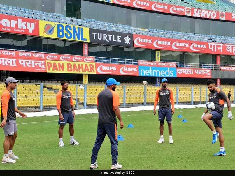 Rishabh Pant to make ODI debut in 1st match at Guwahati