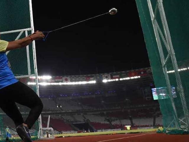 Hammer Thrower Gunjan Singh Fails Dope Test