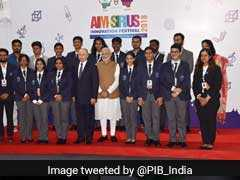 PM Modi, Vladimir Putin Interact With Students From India And Russia