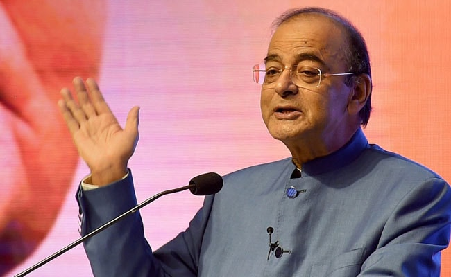 Notes Ban Highly Ethical Move, Not Political: Arun Jaitley